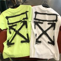 【Off-White】2020SS新作 SPRAY PAINTING Tシャツ (各色)