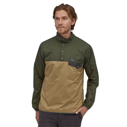 Patagonia Houdini Snap-T Pullover Forge Grey SALE!