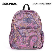 SCULPTOR正規品★20SS★ペイズリー バックパック