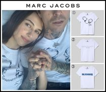 新作!! ☆MARC JACOBS☆ LOVERS TEES X MARC JACOBS Tシャツ