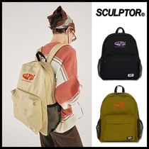 ☆SCULPTOR☆ バックパック Oxford Backpack