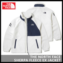 【THE NORTH FACE】SHERPA FLEECE EX JACKET NJ4FL61A