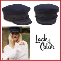 AU発!Lack of color★Riviera Cap キャップ 送料・関税込み