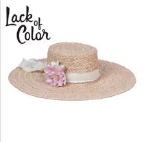 ★Lack of colour★Hutton Sun Hat☆ハット☆