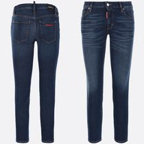 2020SS DSQUARED2  CROPPED TWIGGY JEANS
