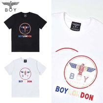 BOY LONDON★TRION EAGLE SHORT SLEEVE T-SHIRT - B02TS1336U
