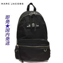 MARC JACOBS M0015414 _001THE BACKPACK LARGEブラック (新品)
