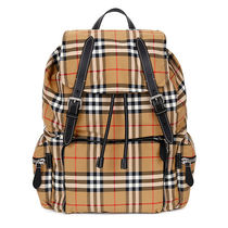 Burberry 19AW Rainbow Vintage Check LG RUCKSACK バックパック