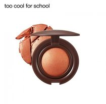 too cool for school(トゥークールフォ―スクール) チーク [too cool for school] グラムロックラスターサンセットチーク