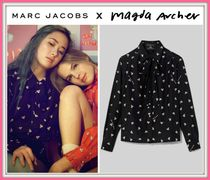 MAGDA ARCHERコラボ!! ☆MARC JACOBS☆ THE SILK SHIRT