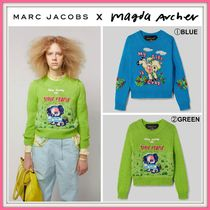 MAGDA ARCHER コラボ!! ☆MARC JACOBS☆ INTARSIA SWEATER