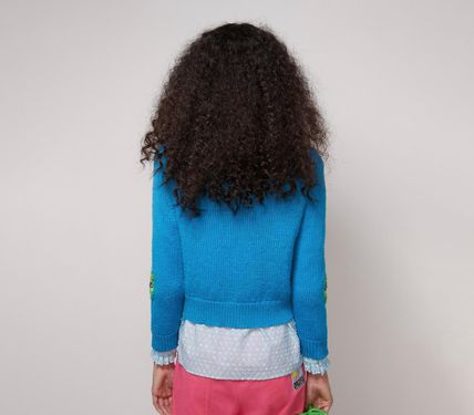 MARC JACOBS ニット・セーター MAGDA ARCHER コラボ!! ☆MARC JACOBS☆ INTARSIA SWEATER(5)