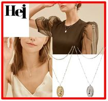 日本未入荷☆Hei☆elizabeth pendant layered necklace☆2色☆