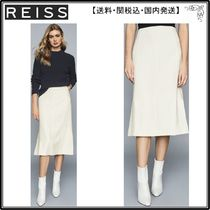 【海外限定】REISS スカート☆FLOSSIE PLEATED MIDI SKIRT