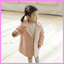 【ArimCloset】Peach pink cotton baby jacket★日本未入荷
