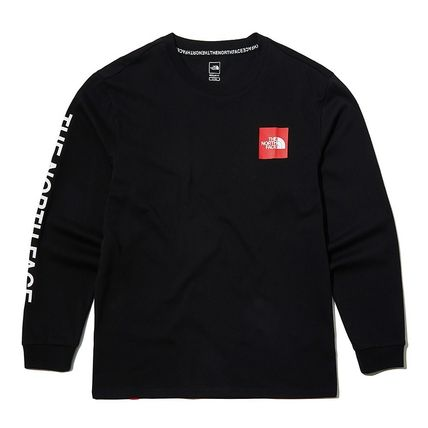 THE NORTH FACE Tシャツ・カットソー 【THE NORTH FACE】★2020SS NEW★ TNF CORE L/S R/TEE(2)