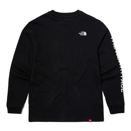 THE NORTH FACE Tシャツ・カットソー 【THE NORTH FACE】★2020SS NEW★ TNF CORE L/S R/TEE(3)