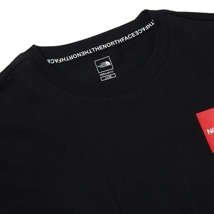 THE NORTH FACE Tシャツ・カットソー 【THE NORTH FACE】★2020SS NEW★ TNF CORE L/S R/TEE(4)