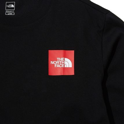 THE NORTH FACE Tシャツ・カットソー 【THE NORTH FACE】★2020SS NEW★ TNF CORE L/S R/TEE(5)
