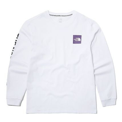 THE NORTH FACE Tシャツ・カットソー 【THE NORTH FACE】★2020SS NEW★ TNF CORE L/S R/TEE(9)