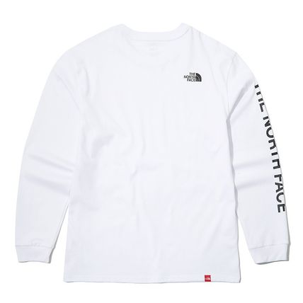 THE NORTH FACE Tシャツ・カットソー 【THE NORTH FACE】★2020SS NEW★ TNF CORE L/S R/TEE(10)