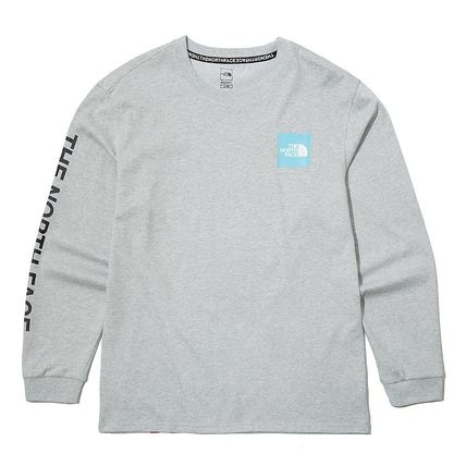 THE NORTH FACE Tシャツ・カットソー 【THE NORTH FACE】★2020SS NEW★ TNF CORE L/S R/TEE(15)