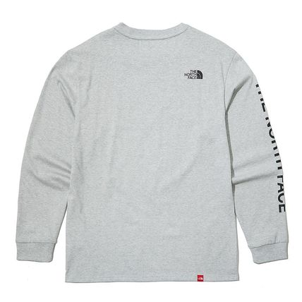 THE NORTH FACE Tシャツ・カットソー 【THE NORTH FACE】★2020SS NEW★ TNF CORE L/S R/TEE(16)
