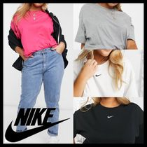 関送込★Nike Plus central swoosh oversized Tシャツ