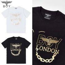 BOY LONDON★CHAIN BOY EAGLE SHORT SLEEVE T-SHIRT B02TS1015U