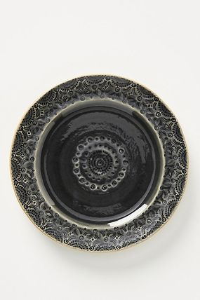 Anthropologie 食器(皿) 最安値保証*関税送料込【Anthro】Old Havana Side Plate 4枚SET(2)
