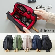 ithinkso★BELL MAKE-UP POUCH