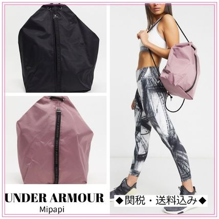 UNDER ARMOUR  バックパック・リュック *Under Armour*アンダーアーマー バックパック/黒・ピンク