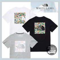 THE NORTH FACE FLORAS S S R TEE YU217 追跡付