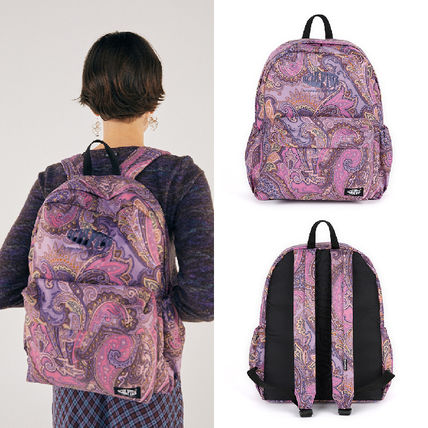 ★SCULPTOR★日本未入荷 韓国 バックパック PAISLEY BACKPACK