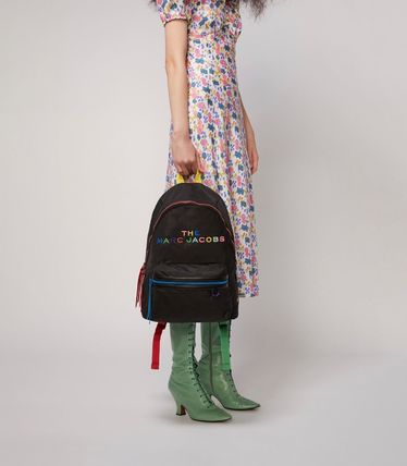 MARC JACOBS バックパック・リュック ★セール【MARC JACOBS】ザ ミディアム バックパック(7)