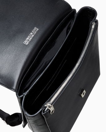 Calvin Klein バックパック・リュック ★CALVIN KLEIN★Texture Leather Backpack☆大人気・正規品☆(5)