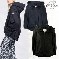 【VIP SALE!!】MONCLER☆TERRE ロゴ付き ナイロン ジャケット