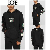 【DOPE】☆新作☆ Embroidered Floral Hoodie