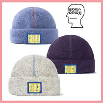 ☆送料関税込☆BRAIN DEAD SHERPA BEANIE 4 panel  3colors
