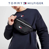 UK発★Tommy Hilfiger20SS新作'フラッグ付きクロスボディバッグ'