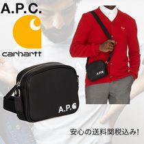 【A.P.C x Carhartt】コラボ Carhartt Nedi Shoulder Bag