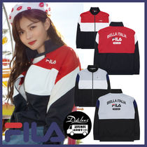 FILA BTS NEW HERITAGE COLOR BLOCK TRACKTOP OH216 追跡付