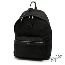 CAMOUFLAGE NOIR CITY BACKPACK