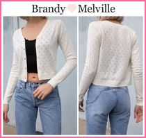 新作★ 日本未入荷!! ☆Brandy Melville☆ SHANNON SWEATER