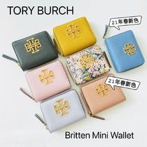 2月新作 TORY BURCH★BRITTEN MINI WALLET 折り財布