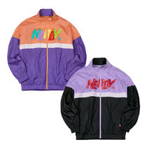 ★NERDY★韓国 ジャケット Color Block Windbreaker Jacket 2色