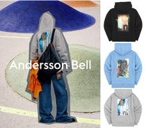 ★Andersson Bell★‐UNISEX  FILM ARCHIVE HOODIE-2020S/S