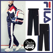 FILA NEW HERITAGE COLOR BLOCK TRACK PANTS OH217 追跡付