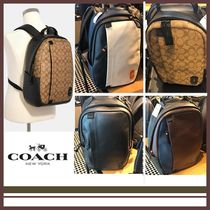 COACH☆Edge Backpack メンズ バックパック リュック☆税・送込