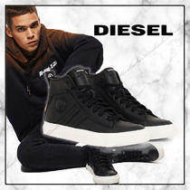 ◆DIESEL20SS最新作◆S-ASTICO MID LACE スニーカー◆Black◆